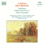 The circle of nature, doubleconcerto for clarinet, cello and orchestra