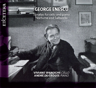 Cd Cover Enescu